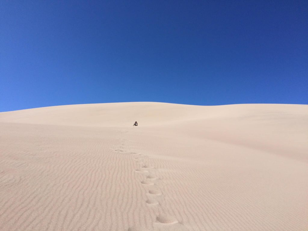 Grat Sand Dunes
